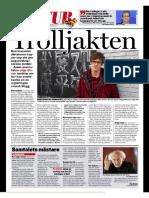 """""""Kinesiska nättroll"""", för Expressen"""