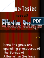 Time Tested Strategies