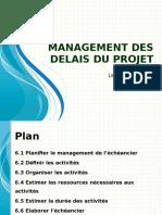 [3] Management Des Delais Du Projet