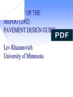 S 3-1 Asphalt Pavement Design-The Design Guide L_Khazanovich