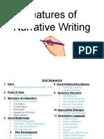 Writing Narratives ORIGINAL