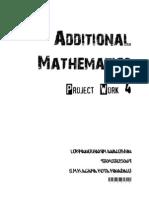 additional mathematics project work 4 2010-Full version