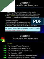 Chap3-Discrete Fourier Transform