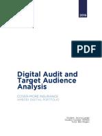 Digital Audit Jessica Larder 911905