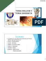 Diapositiva Tenia