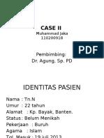Case Sirosis