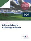 Kultur erleben in Schleswig-Holstein   Reisetipps für Ihren Kultururlaub 2017