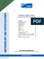 Argus Baseoils
