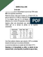 11. Int. Calor - Problema Examen