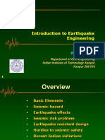 Seismic Overview - Earthquake Engineering