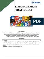 Plan-Management-Trafic SENERA SA