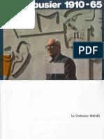 Obras de Le Corbusier (1910-65)