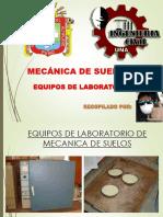 Suelos i - 1_equipos de Laboratorio