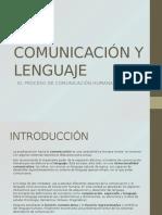 Comunicación y Lenguaje.- Unidad 1