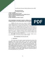 MULTICRITERIA DECISION MAKING APPROACH BY VIKOR UNDER INTERVAL NEUTROSOPHIC SET ENVIRONMENT