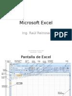 Clase de Excel Para Pract