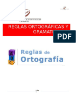 Monografía Reglas Ortográficas y Gramaticales