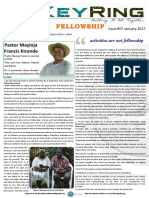 Key Ring Issue 57 - Fellowship