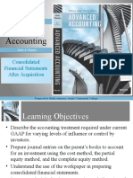 Advanced accounting jeter chapter 4