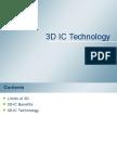 3D IC Technology
