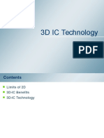 3D IC Technology