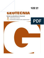 Revista Geotecnia 122 - Proviacal