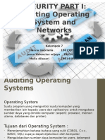 Bab3 Auditing OS & Networks