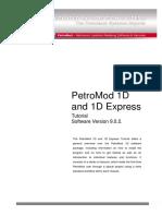 PM1D 1DExpress Tutorial