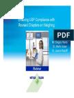 On Demand Webinar Slides Ensuring USP Compliance En