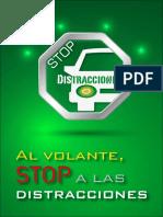 Informe Race Bp Castrol Barometro de Las Distracciones Al Volante 2013
