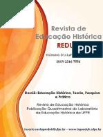 REVISTA DE EDUCAÇÃO HISTÓRICA – REDUH – LAPEDUH - UFPR.pdf