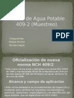 Norma de Agua Potable