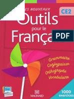 Les Nouveaux Outils Pour Le Francais CE2 Orthographe