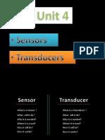 Sensors & Transducers1