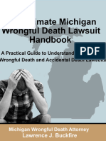 The Ultimate Michigan Wrongful Death Lawsuit Guide