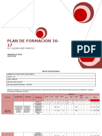 Plan de Formación Anual 16-17