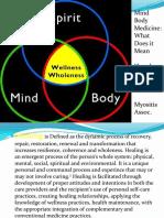 Mind Body Medicine Las Vegas 2012