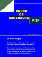 Unidad II Mineralogia