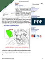 Sensor TPS (Throttle Position Sensor)