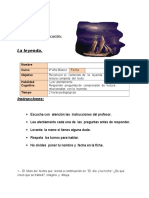 Ficha 3 Lenguaje Unidad 4to Clase 6