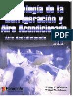 Whitman-Tecnologia de La Refrigeracion y Aire Acondicionado III