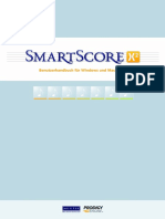 Using SmartScore X2