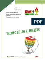 Trompo de Los Alimentos (PDF)