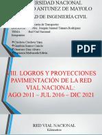 Expocicion Red Vial Nacional