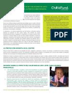 Informe Sobre El Impacto de ChildFund 2015 2016 (Resumen)