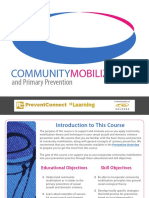 Community Mobilization CALCASA