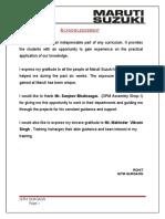 61941720-Training-Report-Maruti-Suzuki.doc