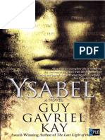 Ysabel - Guy Gavriel Kay.epub