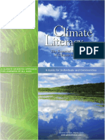 Climate Literacy Poster