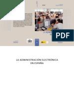 Administracion Electronica en España